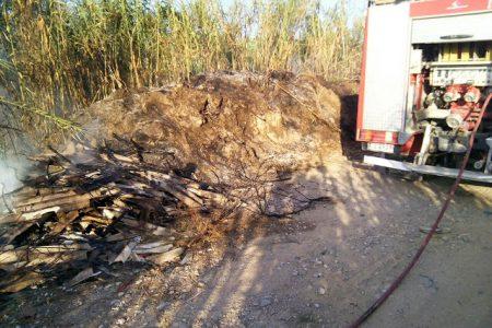 Απίστευτο θράσος, οι πυροσβέστες επιχειρούσαν σε πυρκαγιά και ανήλικοι έκλεψαν αλυσοπρίονο