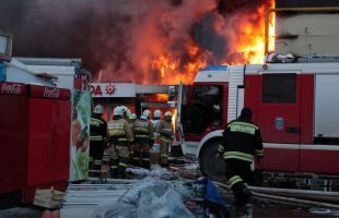 Ρωσία: Οκτώ πυροσβέστες έχασαν τη ζωή τους εν ώρα καθήκοντος
