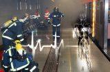 Δοκιμασίες αξιολόγησης της φυσικής κατάστασης των πυροσβεστών στην Β. Αμερική