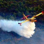 Internationale Brandbekämpfung: Feuerlöschflugzeuge nach Israel