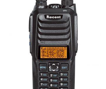 Recent RS-589 Φορητός πομποδέκτης