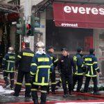 Πυροσβεστική: Το κατάστημα Everest δεν είχε ούτε φυσικό αέριο ούτε προπάνιο