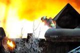 Πυροσβεστικό βίντεο από την ζωή των Αμερικανών πυροσβεστών.