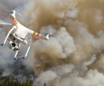 Η εφαρμογή των Drones στη Διαχείριση των Καταστροφών