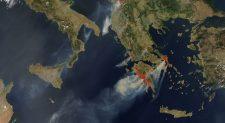 Ο ρόλος των Αεροφωτογραφιών στην Διαχείριση των Δασικών Πυρκαγιών