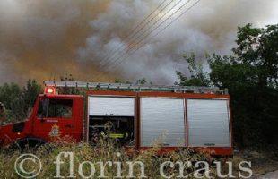 Συγκλονιστικό ντουκουμέντο απο την φωτιά στο Ρυτό Κορινθίας