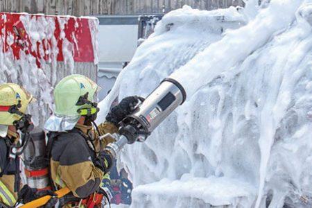 Περιβαλλοντικά ζητήματα σχετικά με τους αφρούς πυρόσβεσης