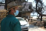 Τοξικός ο αέρας στο Μάτι: Γιατί θα πρέπει οι κάτοικοι να κυκλοφορούν με μάσκες