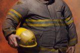 Η παχυσαρκία των πυροσβεστών αποτελεί ένα μεγάλο πρόβλημα