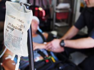 Three Reasons Not to Use Normal Saline or Crystalloids in Trauma