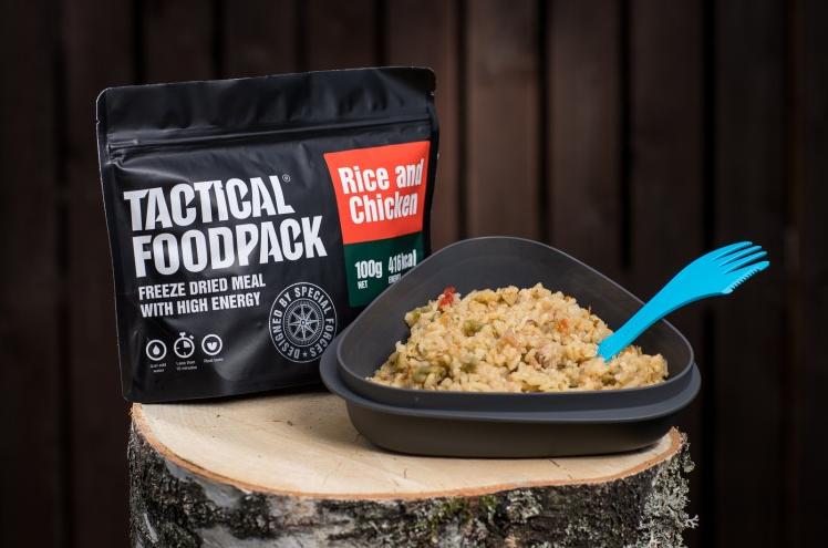 Τροφή επιβίωσης Tactical Foodpack