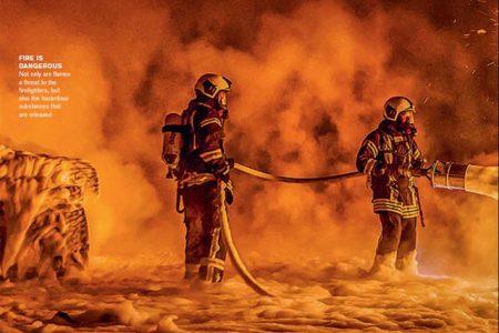 Ευθύνονται οι πυρκαγιές για τον καρκίνο των Πυροσβεστών;